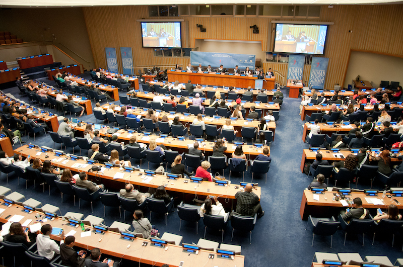 Youth for Human Rights Summit 2016 UN Headquarters New York